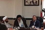 سفر نماینده ولی فقیه در البرز به چهارباغ و بررسی مشکلات این شهر