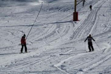 البرز یکی از قطبهای اسکی ایران است