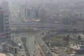 کیفیت هوای کرج درشرایط ناسالم قرارگرفت