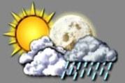 افزایش ابروبارش خفیف باران عصر امروزدر البرز