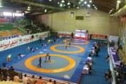 پایان مسابقات کشتی آزاد قهرمانی جوانان کشور در البرز