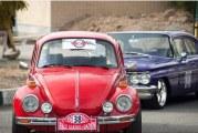 رالی بزرگ خودروهای کلاسیک در کرج برگزار شد
