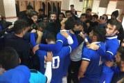 پیروزی اکسین البرز در بازی خانگی