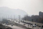 احتمال افزایش آلایندههای هوا در البرز