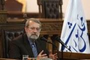 لاریجانی:رد شایعه افزایش ۷۰ درصدی حقوق نمایندگان