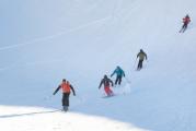 ضرورت نصب دستگاه های برف ساز در پیست های اسکی کشور