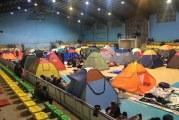 دکتر نصیری:دستور بازگشایی ورزشگاه ها بعد از وقوع زلزله