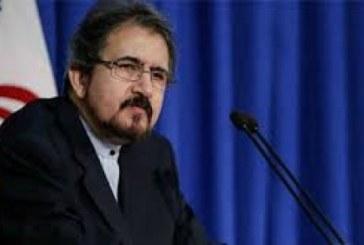 حضور ایران در سوریه به درخواست دمشق است
