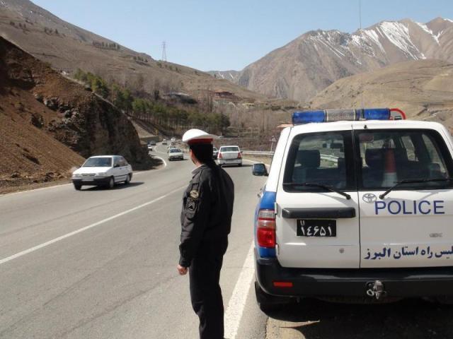 محدودیتهای ترافیکی جاده چالوس در نوروز اعلام شد