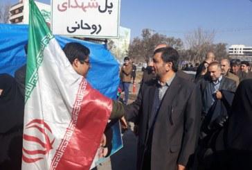 عضو شورای عالی فضای مجازی: مردم از آرمان های انقلاب اسلامی یک قدم هم عقب نشینی نکرده اند