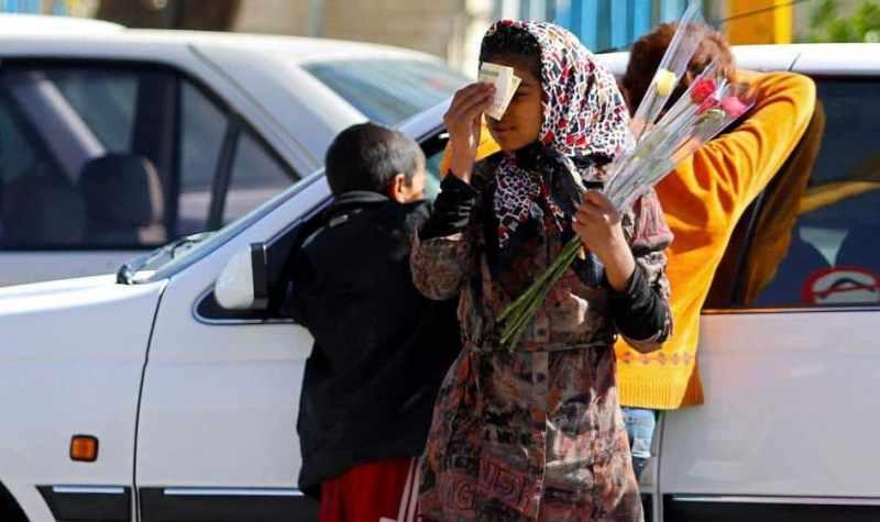 ۴۲ درصد کودکان کار و خیابان البرز زیر ۱۱ سال هستند