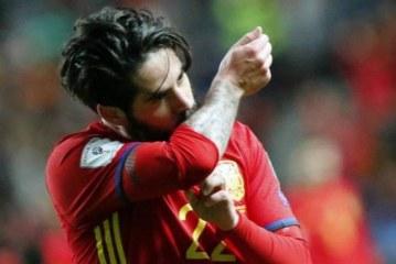 ستاره تیم ملی اسپانیا: دقیقه یک به ایران گل می زنیم