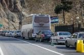 محدودیت ترافیکی در جاده کرج – چالوس اعمال می شود