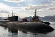 روسیه زیردریایی اتمی با سوخت ناتمام ساخت
