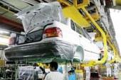 ۷۰ هزار خودرو در انتظار قطعه