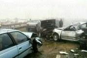 سُر خوردن خودروها در جاده چالوس/ آیا یدک کشها در جاده چالوس گازوئیل می ریزند؟!
