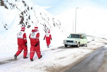 دیشب هیچ مسافری در جاده چالوس دچار سرمازدگی نشد