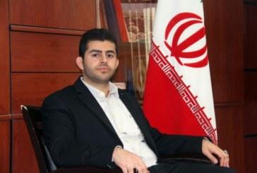 حمایت دکتر امیر بهمنی شهردار هشتگرد از قهرمانان ملی