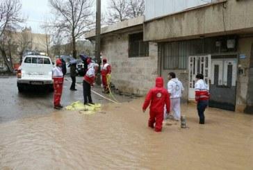 کمک های البرز در قالب ۴ پرواز هوایی به خوزستان و لرستان ارسال شد