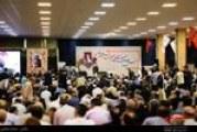 بیست و دومین مراسم باشکوه رزمندگان استان البرز برگزار شد