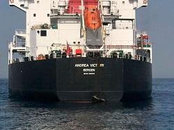 نرخ بیمه نفتکش در خاورمیانه ۱۰ برابر شد