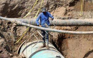 لولههای پوسیده سالانه ۶۰۰ میلیون مترمکعب آب هدر می دهند!