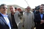 به مناسبت هفته منابع طبیعی انجام شد؛ غرس نهال توسط دادستان کرج در اراضی شمال غربی باغستان