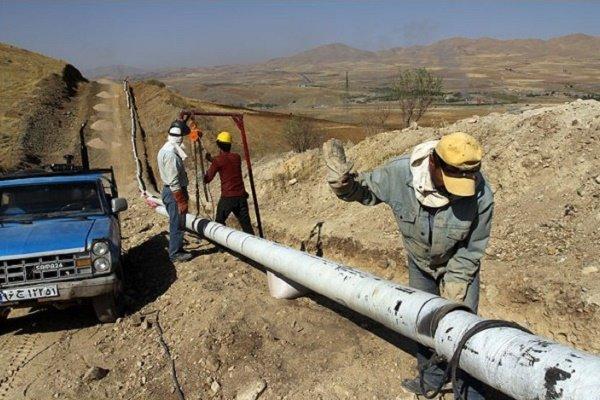 گازرسانی به 35 روستای طالقان تا پایان سال جاری