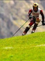 اردوی تیم ملی اسکی روی چمن به میزبانی دیزین آغاز شد